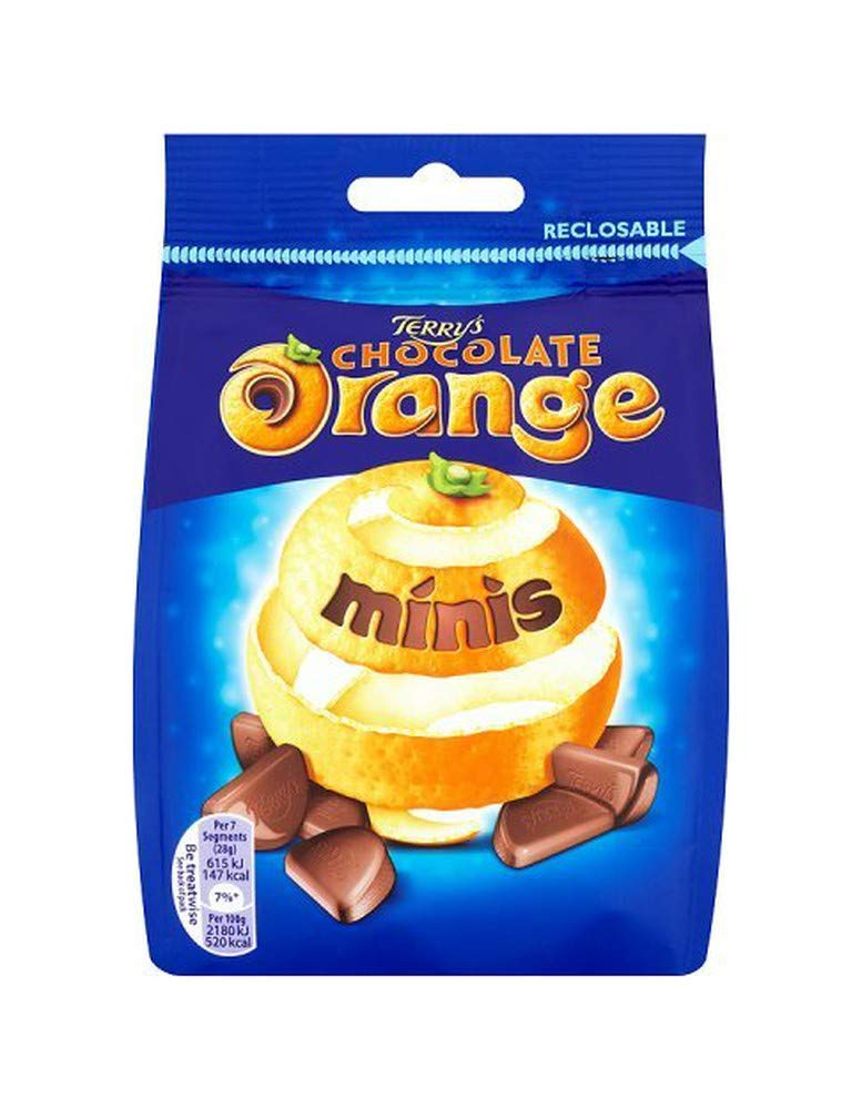 Terry's Chocolate Orange Minis 125
