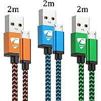 Cable Micro USB Carga Rápida Aioneus Cargador Android