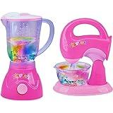 Amazon Com Dream Kitchen Mini Refrigerator Pink Toy
