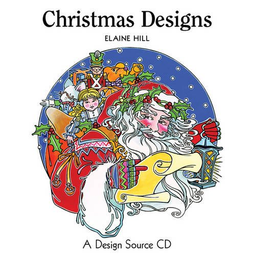 Christmas Designs: A Design Source CD (Design Source Books)