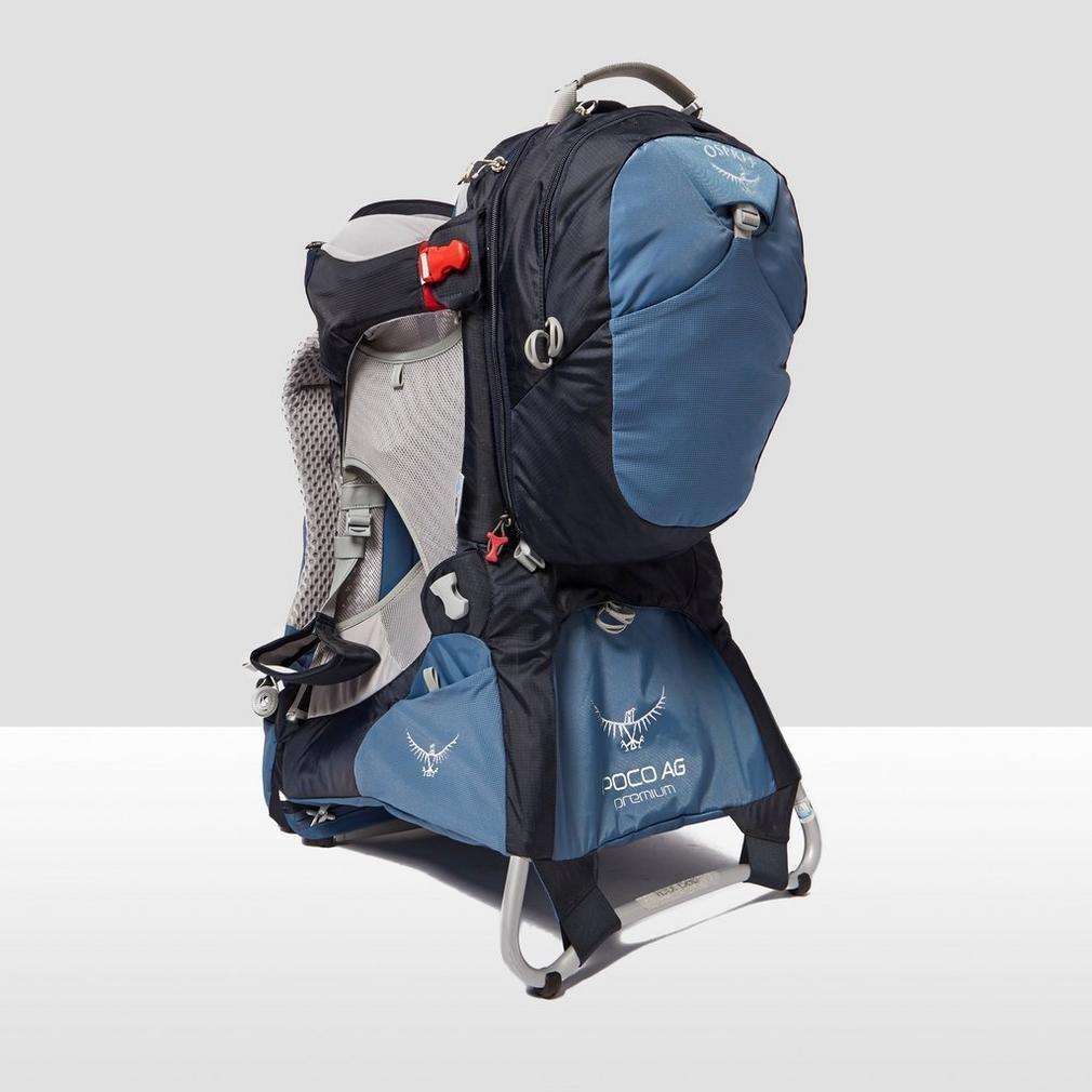 Osprey Poco AG Child Carrier, Azul, Talla Única