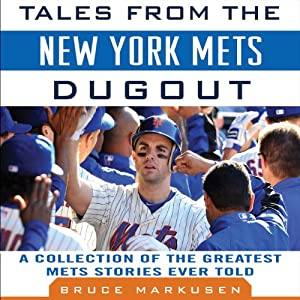 Tales from the New York Mets Dugout Audiobook