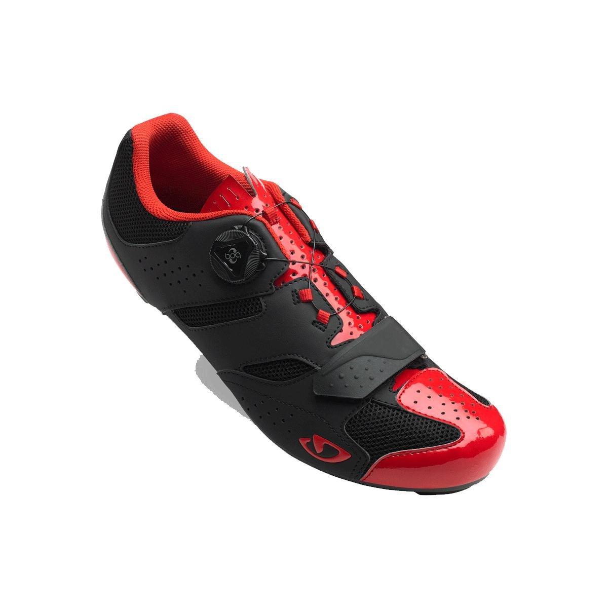 Giro savix Cycling Shoes – Men 's B075RTMQPQ 45|Bright Red/Black Bright Red/Black 45