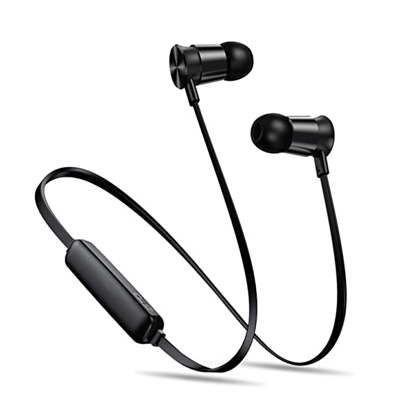 Wireless Earphone Bluetooth Headphones for Phone iPhone Xiaomi Mi Ipx5 Wireless Headset Stereo Earpiece Earbuds Black