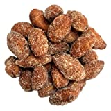 Honey Roasted Almonds 480 oz by Olivenation