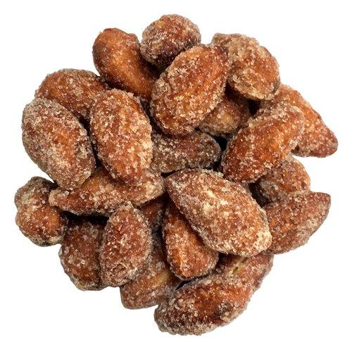 Honey Roasted Almonds 480 oz by Olivenation