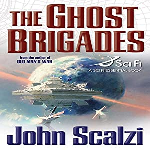 The Ghost Brigades Audiobook