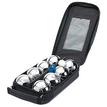 Amazon.com: Parkland Conjunto de 8 acero Francés bolas ...