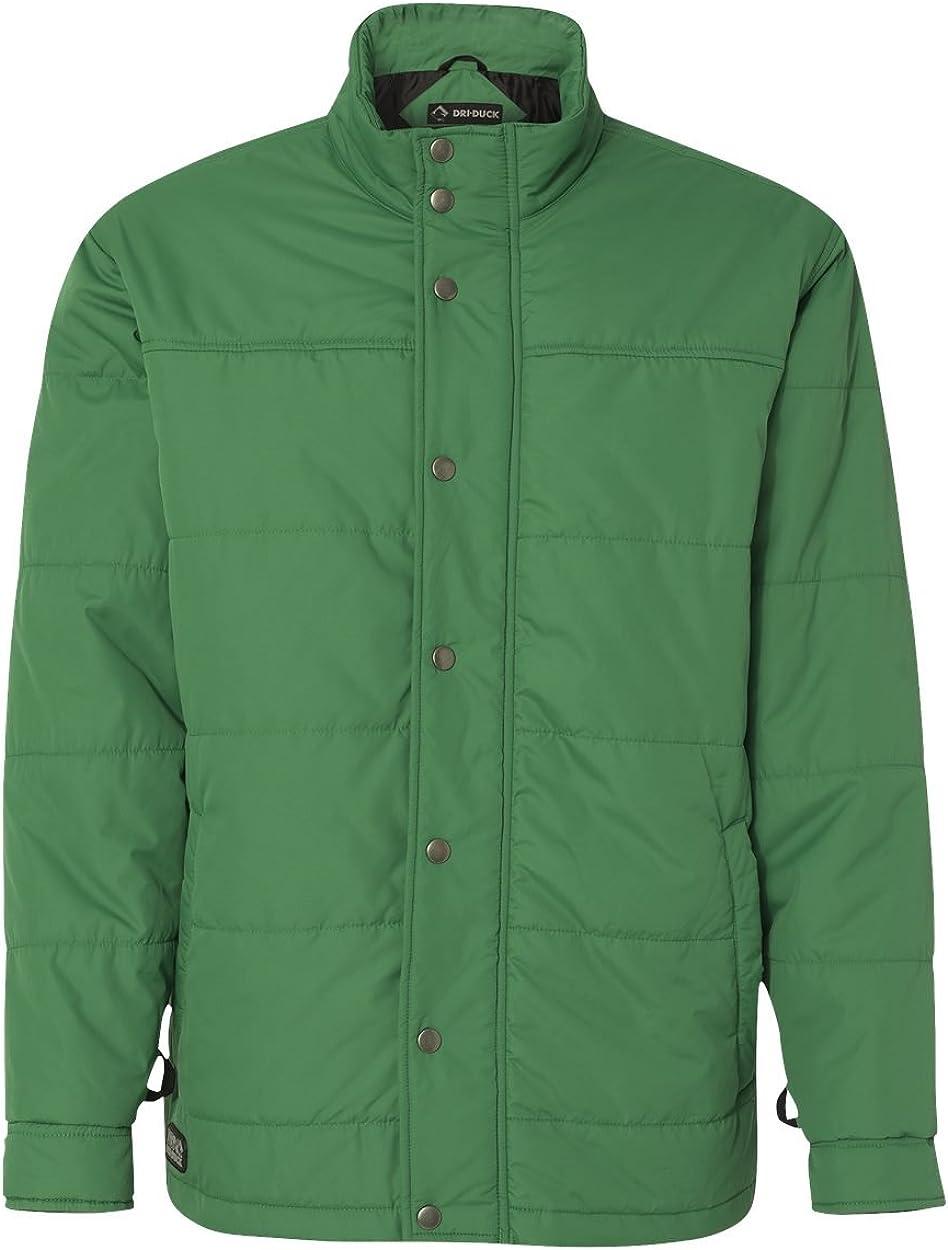 DRI Duck Mens 5371 Traverse Down Wind//Water Resistant Puffer Jacket