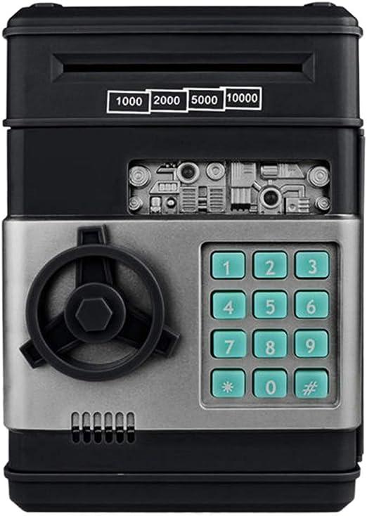 Hanxin Electrónico Contraseña Hucha Caja de Seguridad de Dinero ...