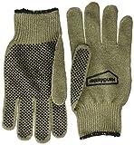 Magid T934PT Seamless Knit PVC Dot Gloves, Large