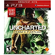Uncharted: Drake's Fortune (Playstation 3)