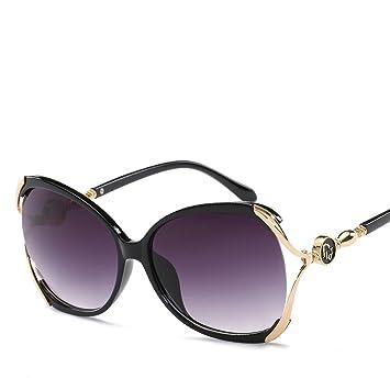 HCIUUI Nuevas gafas de sol de moda al por mayor 9822 Europa ...