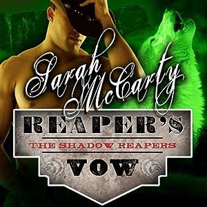 Reaper's Vow Audiobook