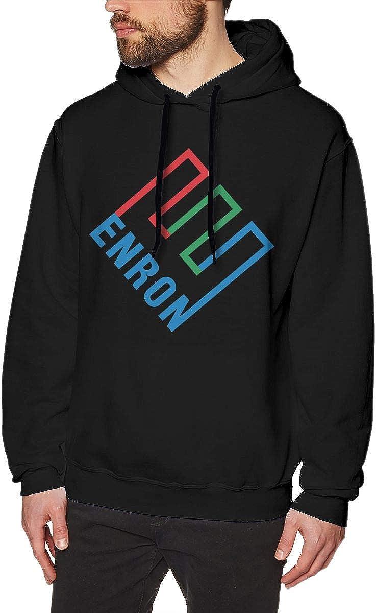 AdelineEstell Enron Mens Fashion Keep Warm Hoodie