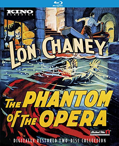 The Phantom of the Opera cover