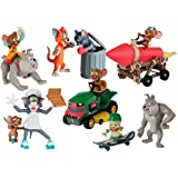 Tom & Jerry Collection Figure Packs (All 6 Packs) by Tom and Jerry