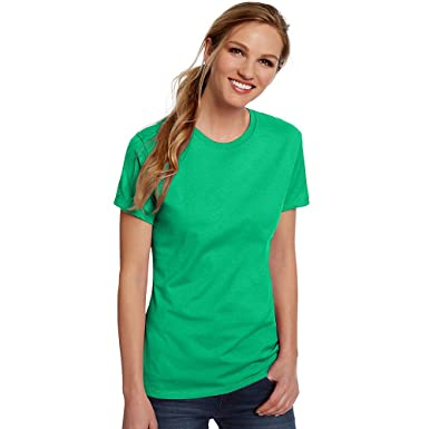37d223dd73 Hanes Women s Nano T-Shirt  Amazon.in  Clothing   Accessories