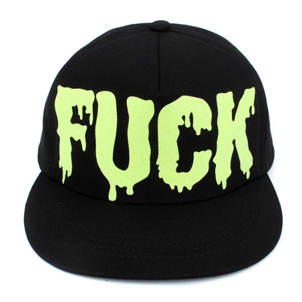 5d8353f48 LOCOMO Hats Men Women Black Fuck Down Trucker Hat Snapback Baseball Brim  Cap FFH143