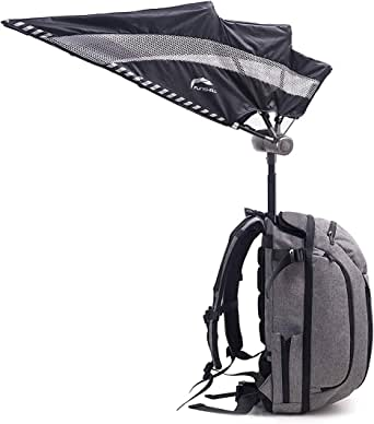 Amazon.com: EZ FunShell Hiking Backpack Umbrella Camping
