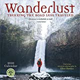 Wanderlust 2020 Wall Calendar: Trekking the Road Less Traveled - Featuring Adventure Photography by Elliot Hawkey