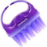 ASAMWM Brush Hair Scalp Massager Shampoo Brush Soft Silicone Brush Head Massager Brush Scalp Care Brush