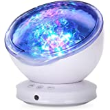 Ocean Wave Projector, GRDE 2020 Newest 12 LED...
