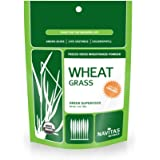 Navitas Organics Wheatgrass Powder, 1-Ounce Pouches