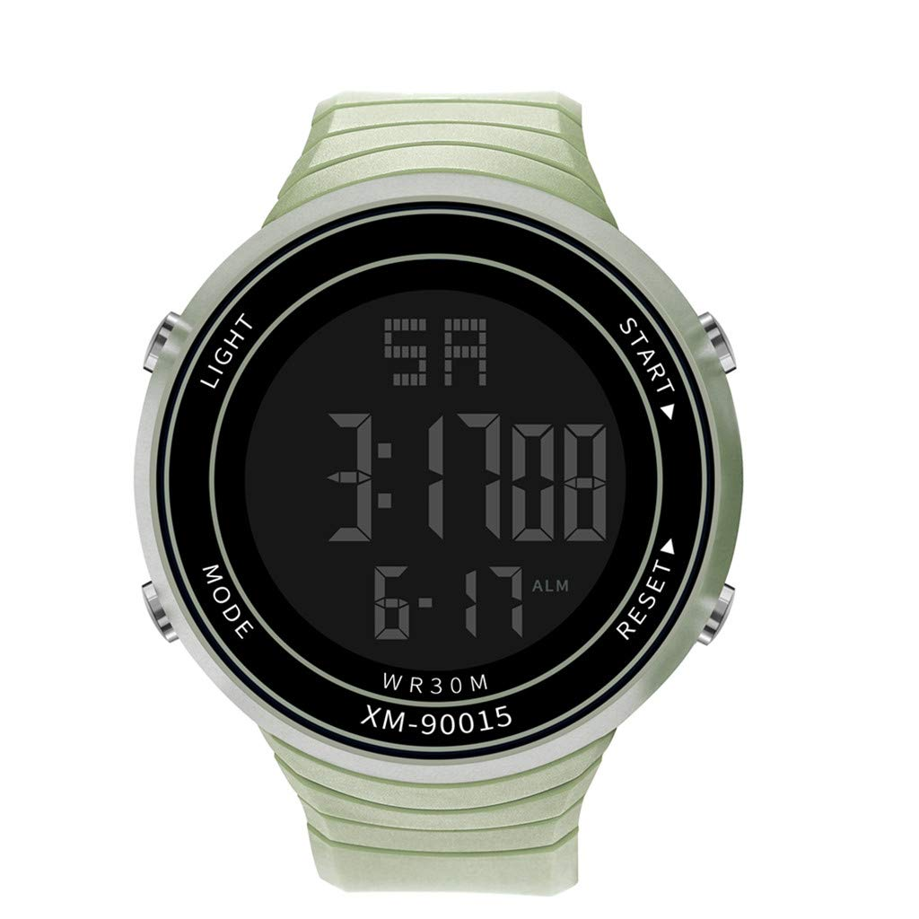 9dde29d267d6 Unisex Electrónico Relojes de Pulsera