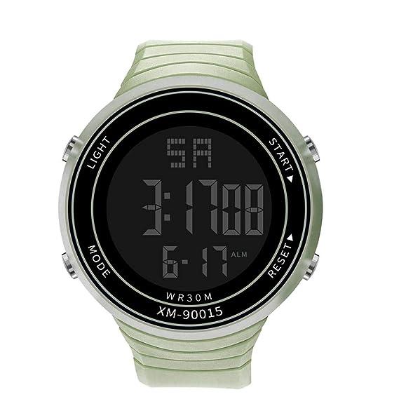 Unisex Electrónico Relojes de Pulsera 673bb0858a20