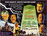 The Comedy Of Terrors - 1963 - Movie Poster