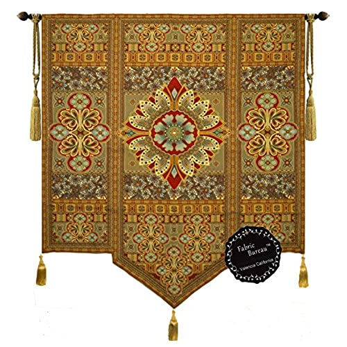 Charmant Beautiful Road To Moroccan Large Fine Tapestry Jacquard Woven Wall Hanging  Art Decor