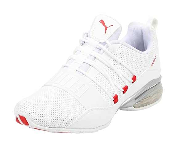 Puma Men s Cell Regulate Sl White Running Shoes-12 UK India (47 EU)  (19059602)  Buy Online at Low Prices in India - Amazon.in 79c35697f