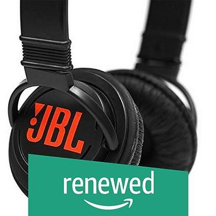 Renewed  JBL T250SI On Ear Headphone  Black