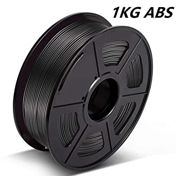 3D Warhorse 3D Filament, ABS 3D Printer Filament 1.75mm, 1KG Spool ...