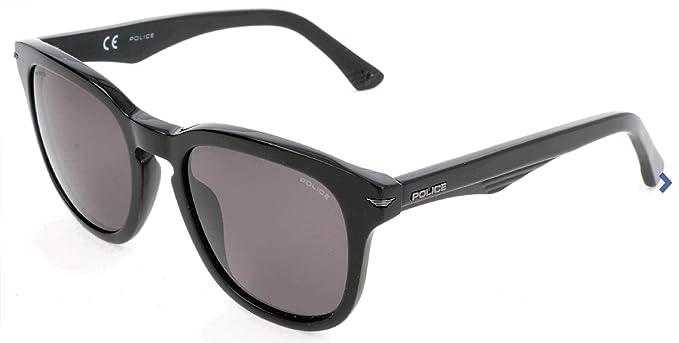 Police Sonnenbrille SPL355 Gafas de Sol, Negro, 51.0 para ...