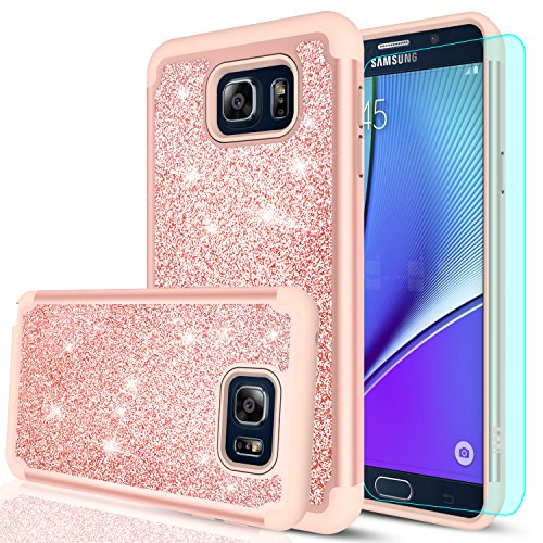 low priced 82eb3 30769 Note 5 Case, Galaxy Note 5 Glitter Case with HD Screen - Import It All
