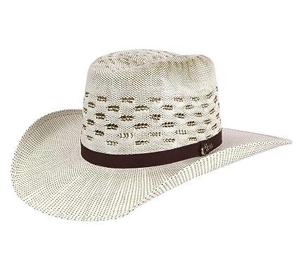 aec22103abcbb El General Boy s Western Hat Sombrero 100X El Cartel Bangora 7 Lineas Ivory  (Medium)