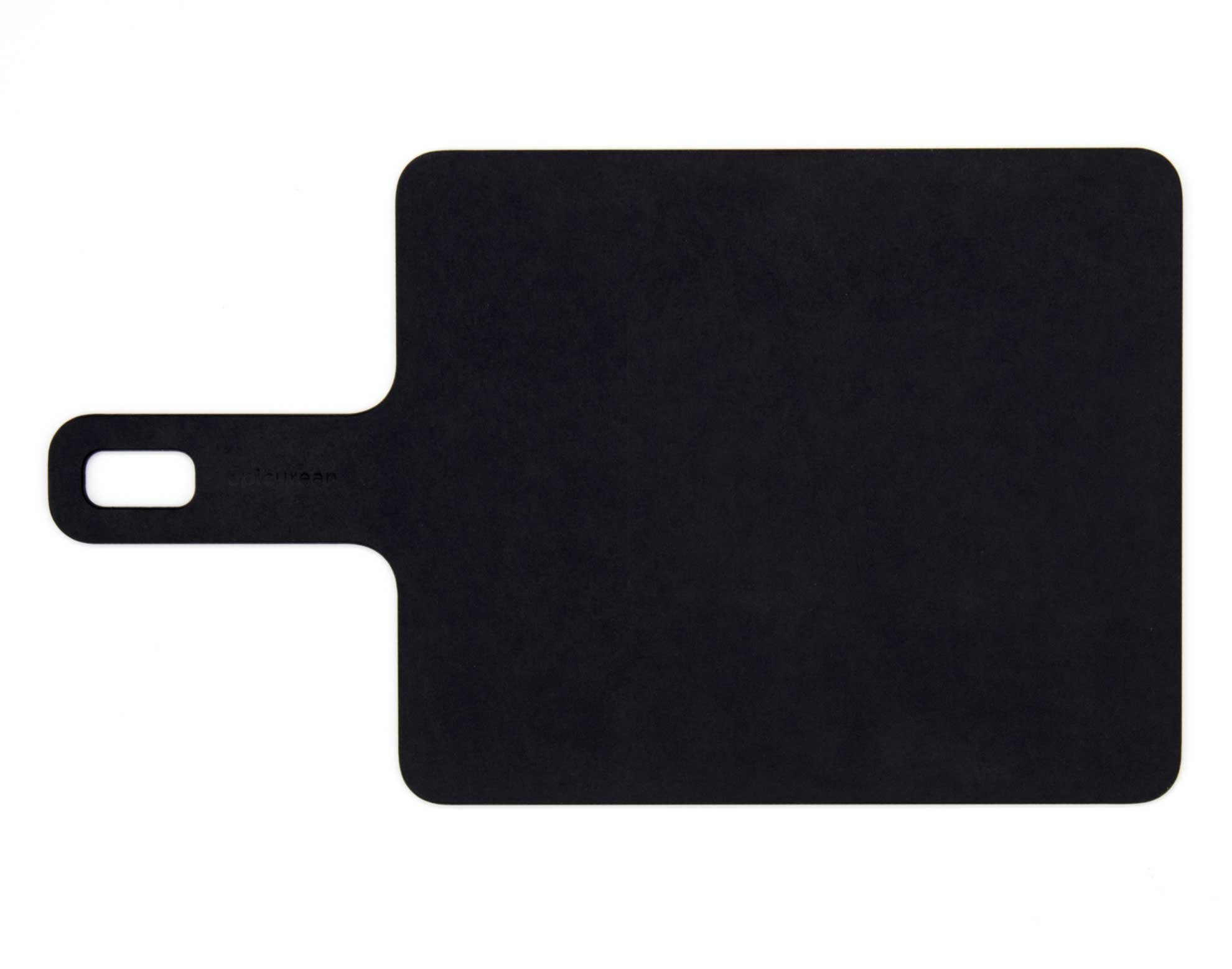 Epicurean 008-090702 Handy Series Cutting Board with Handle, 9-Inch by 7-Inch, Slate