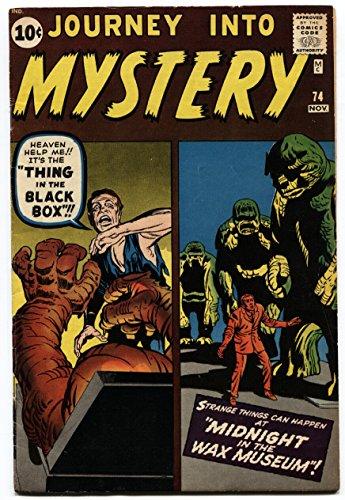 Journey Into Mystery #74-Kirby Ditko Fantasy Marvel Atlas High Grade