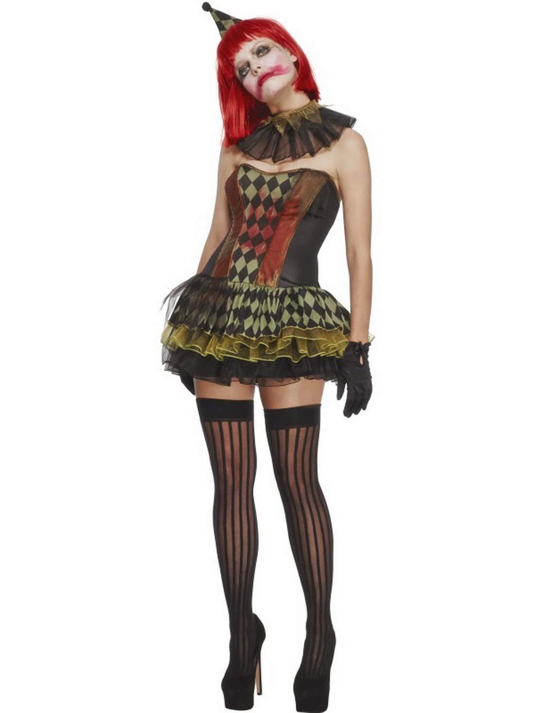 Halloweenia Gruseliger Damen Frauen Kostum Gruseliger Horror