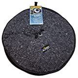 Kurgo Wheel Felt(TM), (Pack of 4)