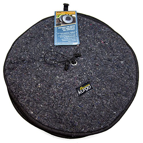 Kurgo Wheel Felts Tire Covers