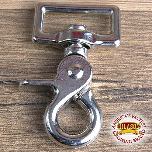 HILASON NICKEL PLAITED SQUARE EYE TRIGGER SNAP DIE CAST