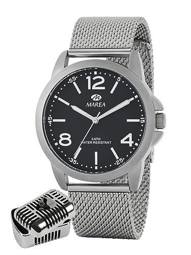 Reloj Marea Hombre B41219/2 Colección Manuel Carrasco: Amazon.es: Relojes