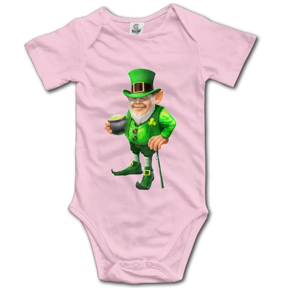 Rainbowhug Leprechauns Unisex Baby Onesie Lovely Newborn Clothes Unique Baby Outfits Comfortable Baby Clothes