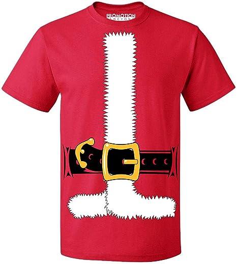 Amazon.com: Promotion & Beyond - Disfraz de Papá Noel con ...