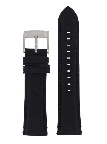 Pour D Fossil Me3053 Bracelet Bande De Rechange Montre TFJ3cKl1