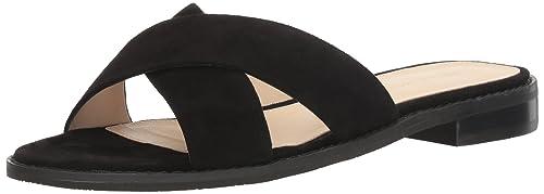 Pelle Moda Women's Hazel-Su Flat Sandal