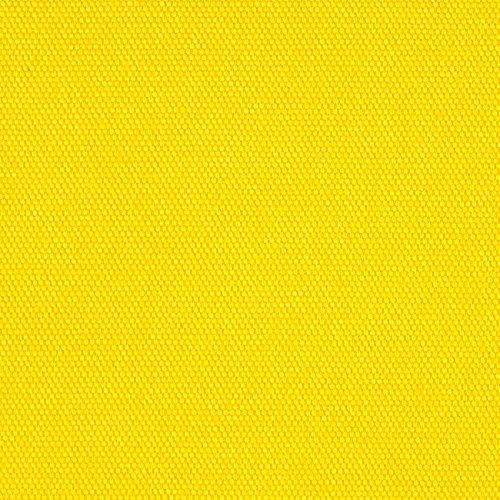 Robert Kaufman Kaufman Big Sur Canvas Solid Yellow (Yellow Cotton Canvas)
